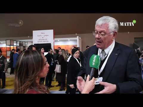 Video : Colloque national de la régionalisation avancée : Déclaration de Driss Benhima