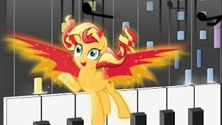 "MLP: EG: RR ""My Past is not Today"" - Synthesia Tibetron Cover/Remix"