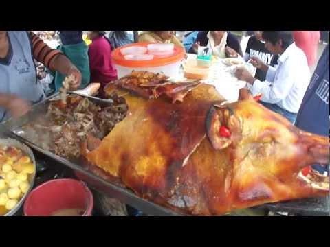 ecuador pork meal