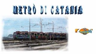 Metrò stazione di Catania