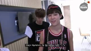 [BANGTAN BOMB] Jungkook...Jimin is elder than you LOL