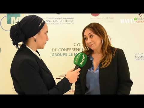 Video : Matinales de la fiscalité : Déclaration Farida Jirari, Directrice générale de l'Association pour le Progrès des Dirigeants, APD