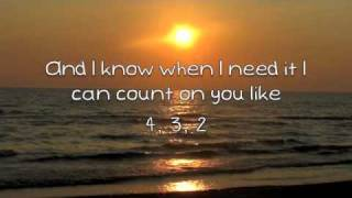 Count On Me Lyrics - Bruno Mars
