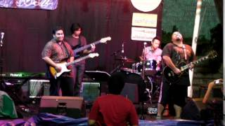 Mahir & The ALLIGATORS Check Sound 12 Blues Bar @ Margo Friday Jazz (January 11th, 2013)