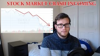 INCOMING STOCK MARKET CRASH (WHY?!?)