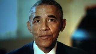(Democratic Debate) Obama's message to Democratic debate candidates
