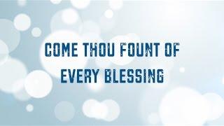 Come Thou Fount w/ Lyrics (Phil Wickham)