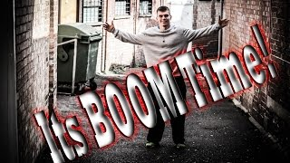 Its time for BOOM!