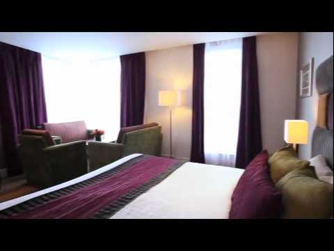 Ten Hill Place Hotel Surgeons' Hall – 4 Star Hotel Accommodation, Edinburgh, Scotland