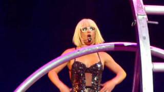 Britney Spears; Do Somethin' (Live in Brisbane 24.11.09)
