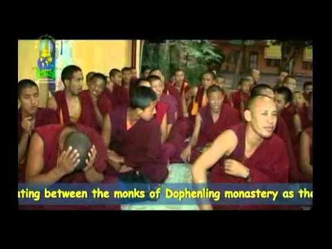 Gelug Nepal Activities 2012 Video Part 2