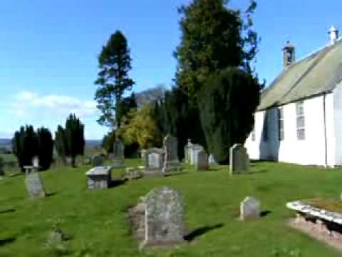 Trinity Gask Church Scotland