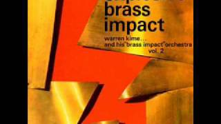 Warren Kime and the Brass Impact Orchestra - Constant Rain (1968)