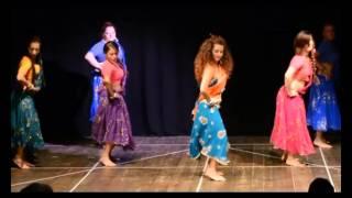 MUSICAL IL LAGO DEI CIGNI VERSIONE BOLLY-ORIENTALE - Chikni Chameli