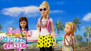 Welcome to the Island! | Barbie & Her Sisters in a Puppy Chase | Barbie