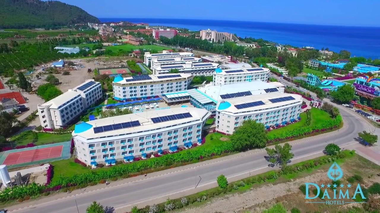 Hotel Daima Resort Kemer Turcia (4 / 39)
