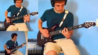 Sum 41 - The Hell Song Guitar Cover