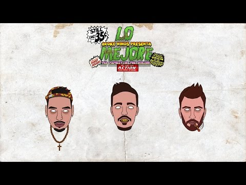 Lo Mejore Con Cruz Cafune Y Ellegas de Rels B Letra y Video