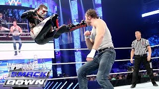 Intercontinental Contender Gauntlet Match – Part 1: SmackDown, March 19, 2015