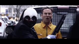 Payday 2: Hoxton Breakout / PD2 Live Action [Full Movie]
