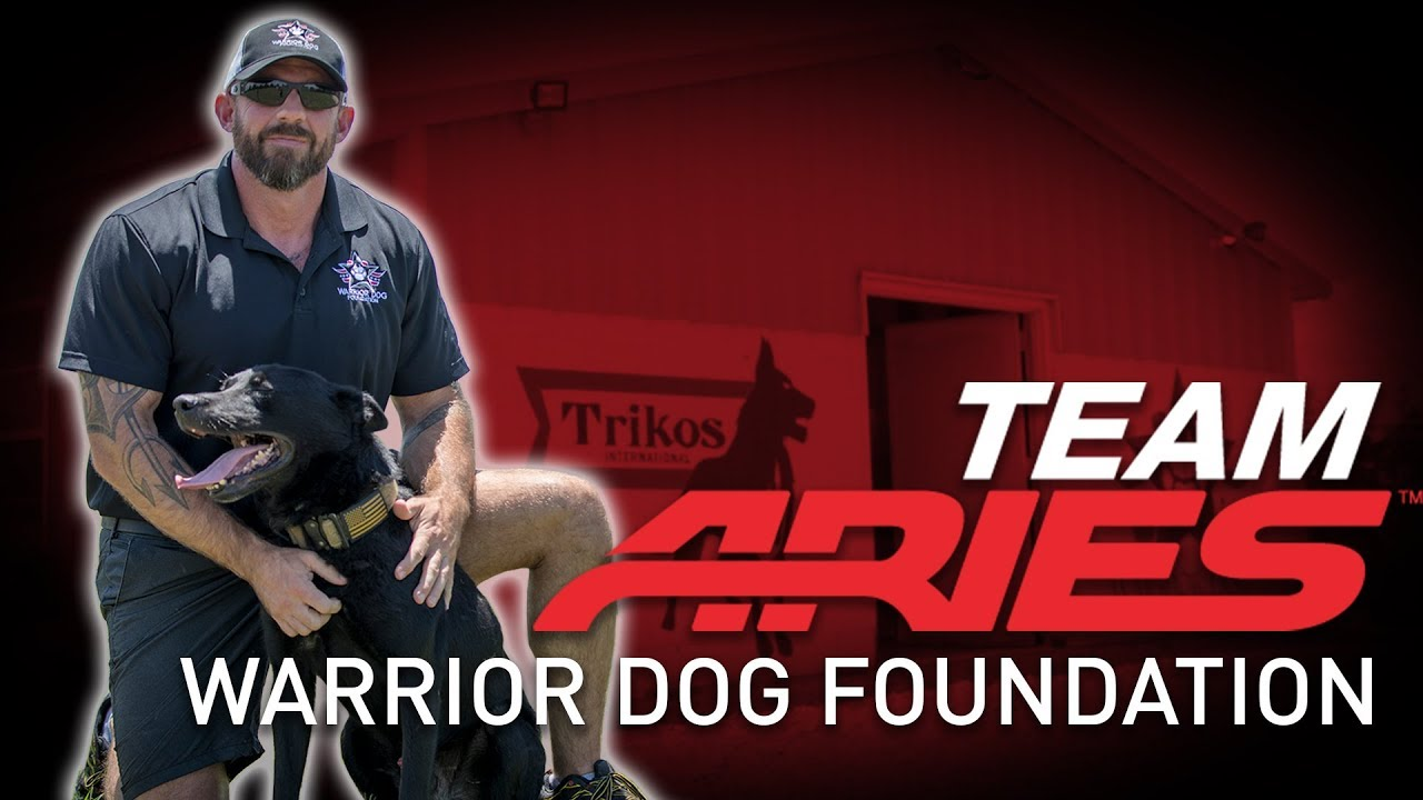 Warrior Dog Foundation Team ARIES Video