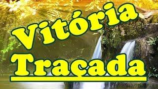 PONTO DE OXUM - VITÓRIA TRAÇADA