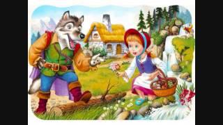 Червената Шапчица - детска песен