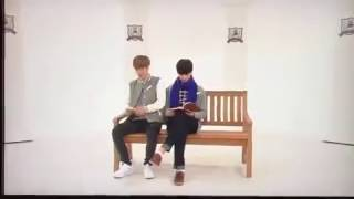 JB, MARK, YOUNGJAE & BAMBAM SITTING ON A CHAIR 😂 | GOT7 🌟 (Eng Sub - Turn on CC)