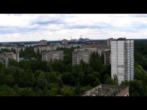 Pripyat: Top Of The Apartment Building at Lesya Ukrainka Street 56
