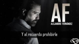 Alejandro Fernández - No Pude