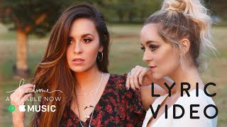 Megan & Liz - Handsome (Official Lyric Video)