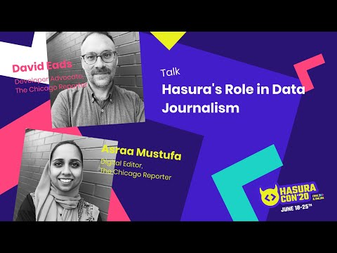 Hasura's Role in Data Journalism