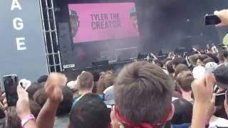 WHAT THE FUCK RIGHT NOW. Woo hah! 2016 Tyler the creator
