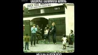 Creedence Clearwater Revival - It Came Out Of The Sky (Live)