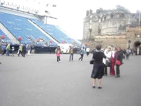 Royal Edinburgh Castle Tattoo