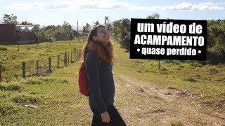 UM VÍDEO DE ACAMPAMENTO -quase- PERDIDO |  TNM Vegg