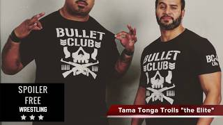 """Tama Tonga Trolls """"the Elite"""""""