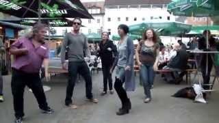 Mind da Gap - Eberbach Frühlingsfest 2014 - Walking on sunshine