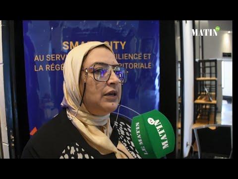 Video : Smart City Casablanca Symposium: Déclaration de Hakima Fasly, vice-présidente du Conseil de la ville de Casablanca