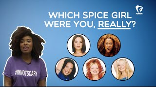 Just because I'm black doesn't mean I'm Scary Spice