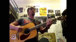 Royal Blood - I Only Lie When I Love You - Zak Robinson - Acoustic Cover.