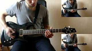 Miss May I - Under Fire (Guitar Cover)