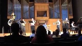 DNA Brass Band- War- Hypnotic Brass Ensemble