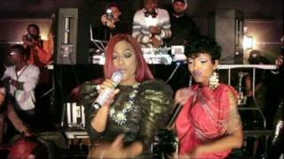 Lola Monroe and Trina Perform OVERTIME LIVE @ DC Star....