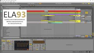Mr Probz - Waves [Robin Schulz Remix]  Remake ----- Ableton live by Ela93
