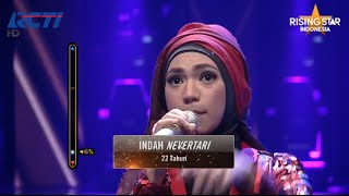 """Indah Nevertari """"Treat Her Like A Lady"""" Celine Dion Feat. Diana King - Rising Star Indonesia Big"""
