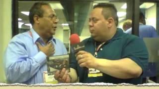 Entrevista con Maximo Nunez - Expolit 2010