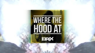 DMX - Where The Hood At (IbriX Trap Remix)
