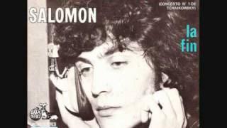 "Salomon ""Notre Concerto"" (1971)"
