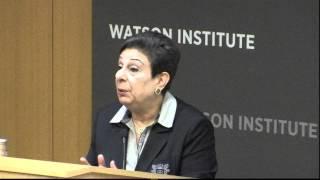 "Hanan Ashrawi: ""Apartheid Roads"" in Palestine"